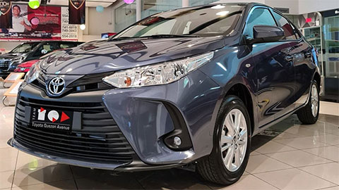 Toyota Vios 2021 thiết kế thể thao, giá chỉ 300 triệu, sắp về VN đấu Honda City, Hyundai Accent