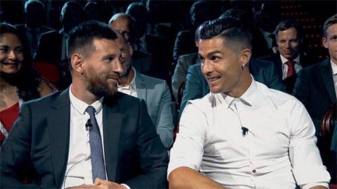 """France Football sẽ tạo ra """"sân chơi"""" khác cho Messi và Ronaldo thay Quả bóng Vàng 2020"""