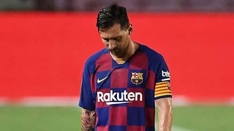 Barca phải từ bỏ cách sống phụ thuộc Messi