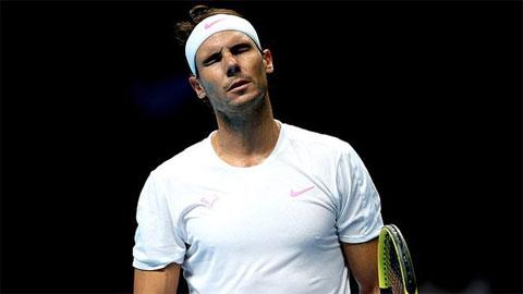 Nadal khó trở lại ngôi số một thế giới trong năm 2020