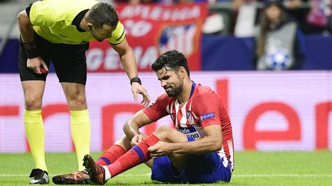 Diego Costa & món nợ Lisbon