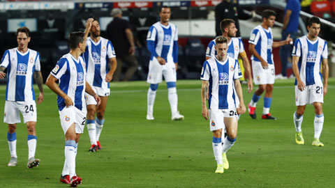 Espanyol đòi hủy suất xuống hạng