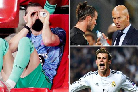 Gareth Bale nhận lương 17 triệu euro/năm tại Real Madrid
