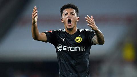 M.U đe dọa rút lui khỏi vụ Sancho vì 'sự tham lam' của Dortmund
