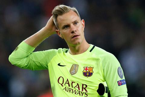 Marc-Andre ter Stegen sắp gia hạn hợp đồng với Barca