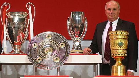 Cựu chủ tịch Bayern, Uli Hoeness lại gây khẩu chiến