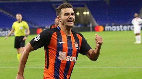 Moraes, người quyết định thành bại của Shakhtar Donetsk