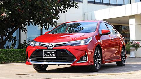 Toyota Corolla Altis 2020 ra mắt VN, nâng cấp nhẹ, giá rẻ hơn, đấu Mazda 3, Kia Cerato