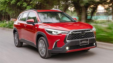 Toyota Corolla Cross 2020 ra mắt tại VN, giá từ 720 triệu đồng 'đấu' Honda HR-V, Kia Seltos