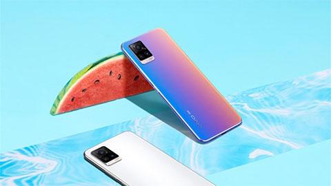 Vivo S7 5G ra mắt với chip Snapdragon 765G, camera selfie 44MP, pin 4000mAh, giá hấp dẫn
