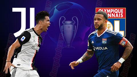 Nhận định bóng đá Juventus vs Lyon, 02h00 ngày 8/8