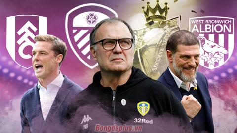 Điểm mặt 3 tân binh thăng hạng Premier League: Chờ hiện tượng Leeds, ẩn số West Brom & Fulham