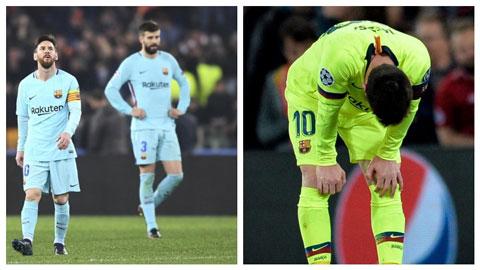 Barca bị ám ảnh bởi Roma và Liverpool trước màn tái đấu Napoli