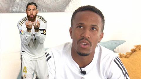 Militao tự tin thay thế tốt Ramos để giúp Real ngược dòng trước Man City