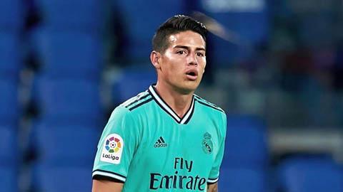 James Rodriguez sẽ gia nhập Atletico với giá rẻ như cho
