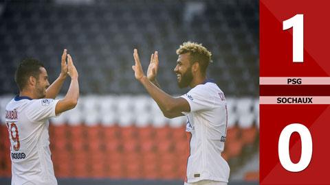 PSG 1-0 Sochaux (Giao hữu 2020)