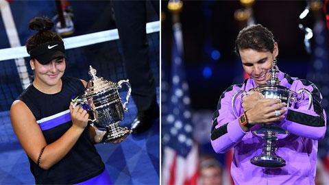 Nhà vô địch US Open 2020 hụt mất 20 tỷ đồng