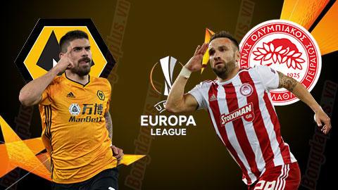 Nhận định bóng đá Wolves vs Olympiakos, 2h00 ngày 7/8: Chủ nhà lợi đủ đường