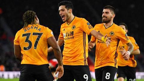 Wolves toàn thắng 3 trận gần nhất tại Europa League khi đóng vai chủ nhà