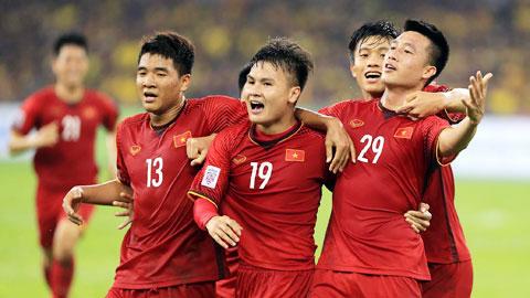 ĐT Việt Nam vẫn 'chiến' với  Malaysia trên đất kháchvào tháng 10