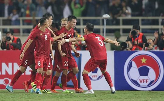 ĐT Việt Nam sẽ có chuyến làm khách trước Malaysia vào ngày 13/10