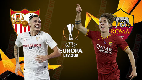 Trực tiếp 23h55 Sevilla vs Roma: Dzeko đọ tài Ocampos