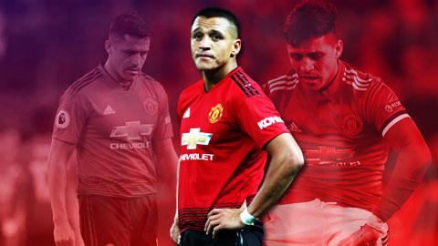 Alexis Sanchez: Bản hợp đồng 'hớ' thế kỷ của Man United
