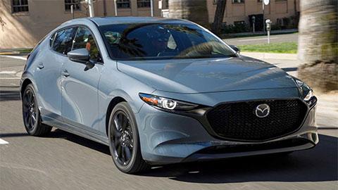 Mazda 3 Turbo 2021 đẹp mê ly, có giá bán rẻ hơn Honda Civic Type R khiến fan phát cuồng
