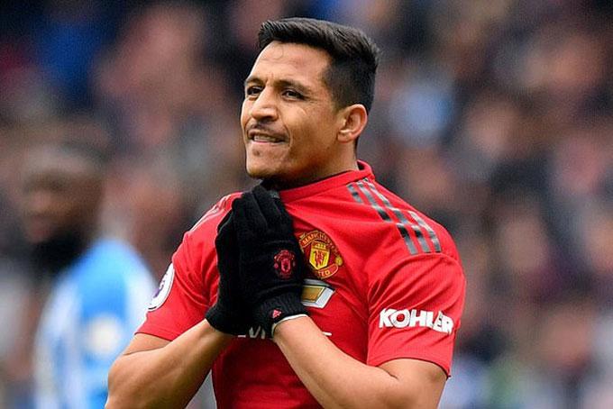 Sanchez là bản hợp đồng thảm họa của M.U