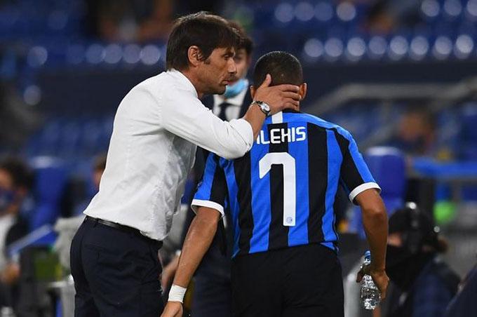 Sanchez đã hồi sinh ở Inter