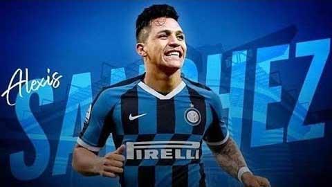 Alexis Sanchez chính thức rời M.U đến Inter theo dạng tự do