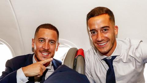 Tin giờ chót ngày 6/8: Hazard cùng Real sang Anh đấu Man City