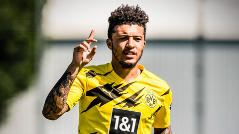 Dortmund chính thức làm rõ tương lai Sancho trước các tin đồn tới M.U