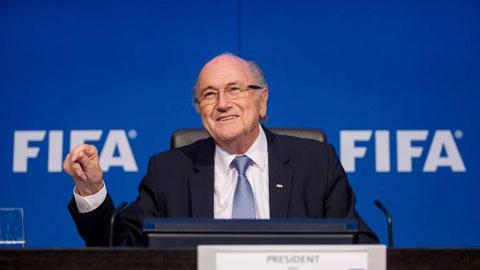 Cựu chủ tịch FIFA Sepp Blatter: 'Cuộc đời luôn đầy rẫy những bất công'