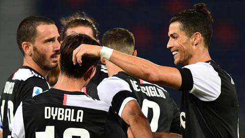 Với lợi thế sân nhà và dàn sao thượng thặng, Juve đủ sức thắng đậm Lyon để giành quyền đi tiếp