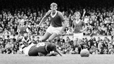 Ferguson từng là tay săn bàn thượng hạng khi còn là cầu thủ
