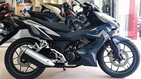 """Honda Winner X đẹp mê ly, giảm giá """"cực mạnh"""" tại đại lý, khiến Yamaha Exciter 150 suy sụp"""