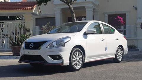 Nissan Sunny bất ngờ giảm giá mạnh, đối đầu Honda City, Hyundai Accent, Toyota Vios