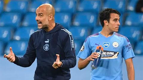 Man City ra giá bán Eric Garcia cho Barca