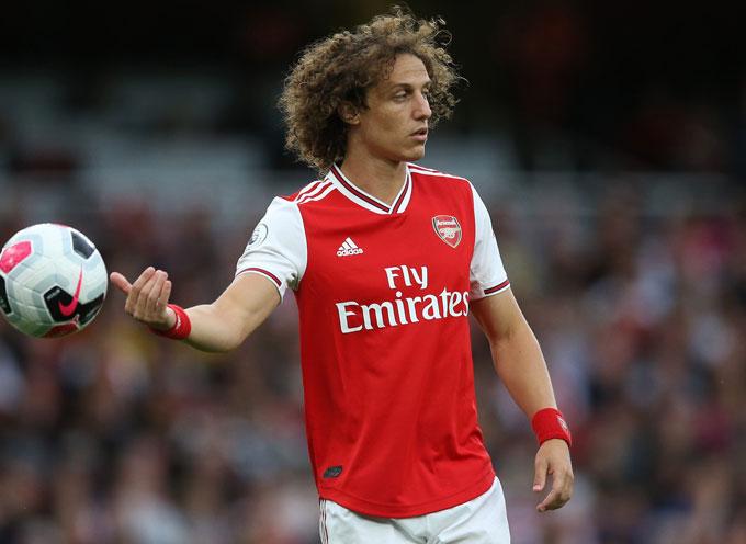 David Luiz lọt vào đội hình những bản hợp đồng tệ nhất Premier League 2019/20