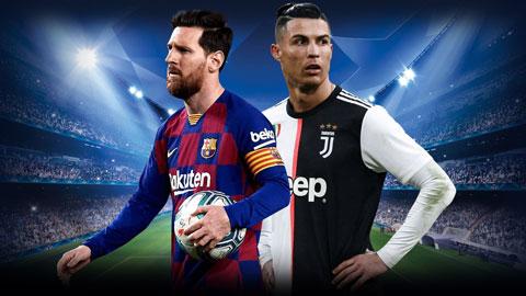 Messi, Ronaldo & ngưỡng cửa định mệnh tại Champions League