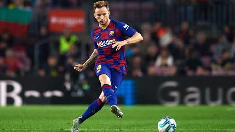 Mỗi lần ra sân trong màu áo Barca, Rakitic đều khát khao cống hiến và mong đội nhà chiến thắng