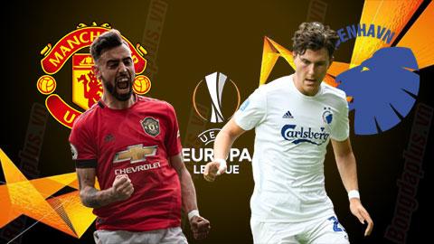 Nhận định bóng đá Man United vs Copenhagen, 2h00 ngày 11/8: Uy lực ứng viên số 1
