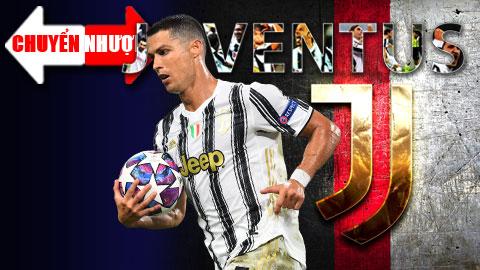 Tin chuyển nhượng 8/8: Ronaldo không rời Juventus sau thất bại ở Champions League