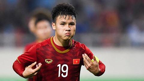 Quang Hải lọt top 500 cầu thủ lớn