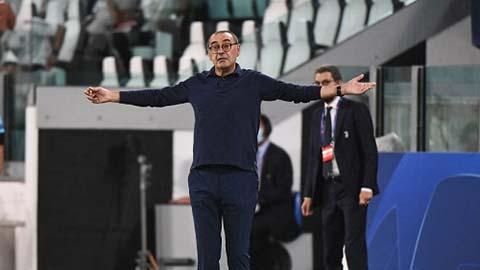 Maurizio Sarri: Chờ ngày lên đoạn đầu đài