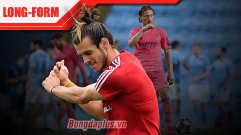 Gareth Bale quyết sống mãi với Bernabeu