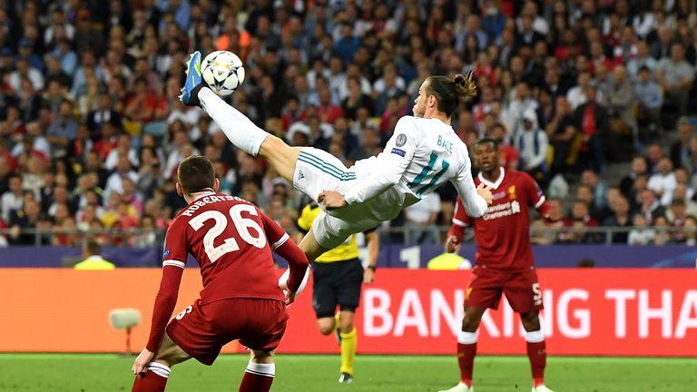 Đây là cầu thủ đắt giá nhất lịch sử Real, có những bàn thắng quan trọng như cú móc bóng đem lại chức vô địch Champions League 2018