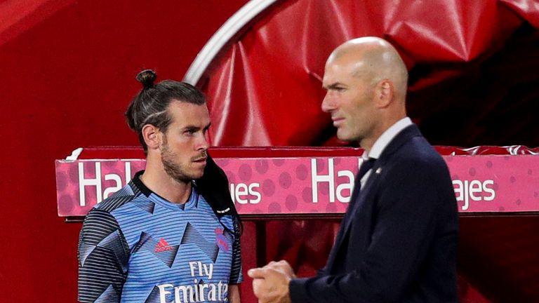 Bale và Zidane đối xử với nhau nhạt như nước ốc