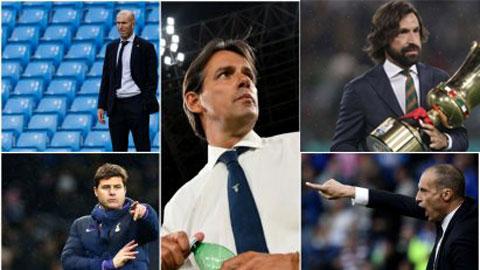 7 ứng viên có thể thay Sarri tại Juventus: Ai là người phù hợp nhất?